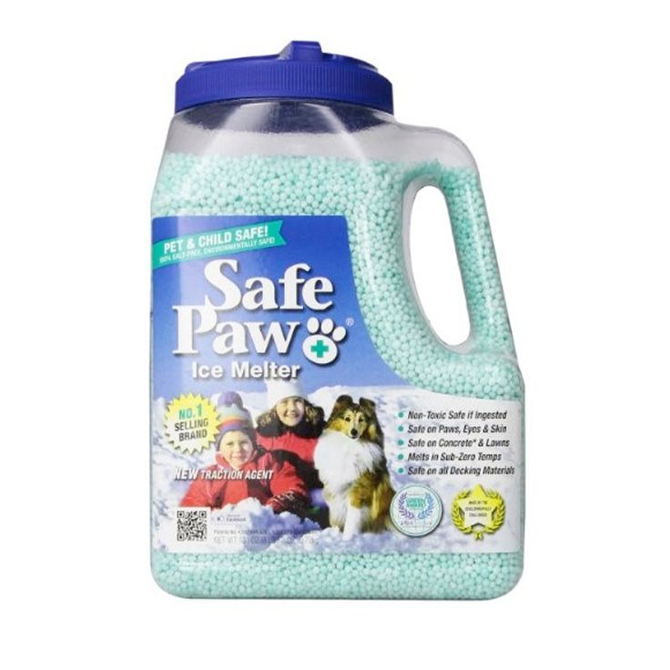 Safe Paw Non - Toxic Ice Melter