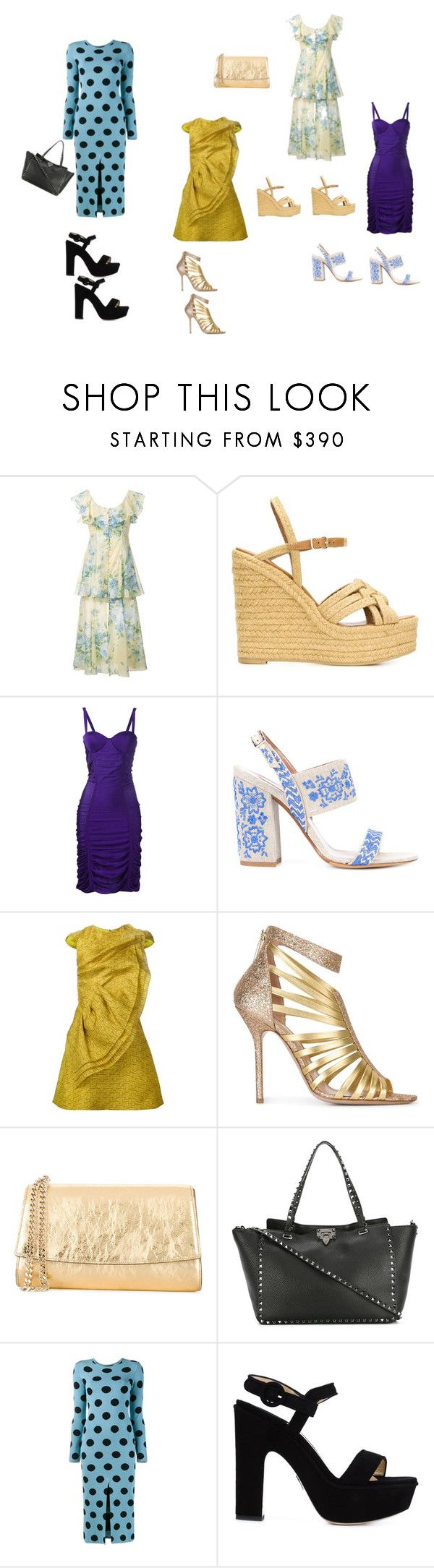 """We Love Fashion..**"" by yagna ❤ liked on Polyvore featuring Alice McCall, Yves Saint Laurent, Balmain, Tabitha Simmons, Christian Siriano, Aperlaï, Sergio Rossi, Valentino, Natasha Zinko and Paul Andrew"