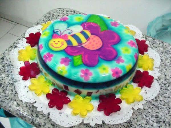 Atenci?n curso de gelatinas decoradas - Foro Thermomix - MundoRecetas.com