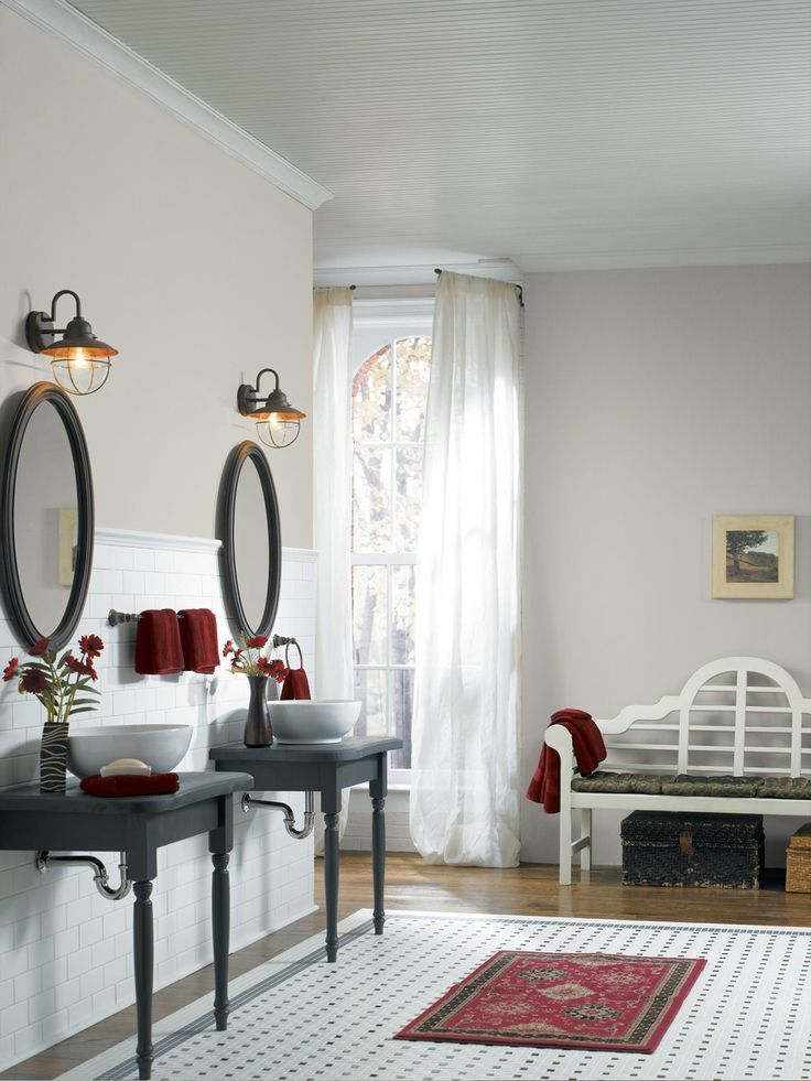 Clean And Crisp Sherwin Williams Gray Color Of The Month