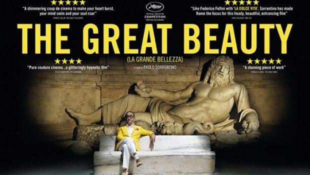 Oscar 2014 | La grande bellezza | diretta Oscar del 2 marzo 2014 | maratona di film Oscar italiani