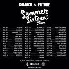 #Ticket  DRAKE SUMMER SIXTEEN TOUR TICKET TORONTO SUNDAY JULY 31ST VIP PACKAGE X 1 #Australia