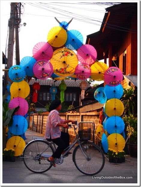 24 best bazaar images on pinterest umbrellas pretty pictures and bo sang umbrella festival near chiang mai thailand gumiabroncs Images