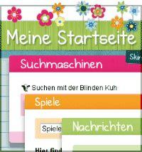 Suchen, Suchmaschine für Kinder - Die Blinde Kuh (for older children)