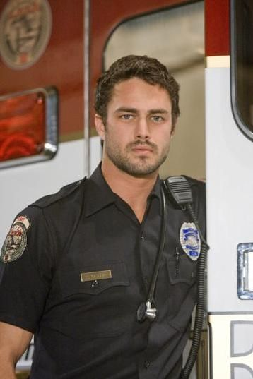 #ChicagoFire / Taylor Kinney / NBC