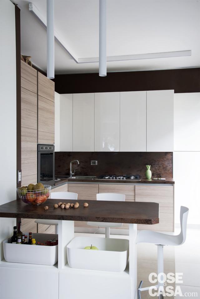Open Space Con Living Cucina E Pranzo Da Tre Ambienti A Uno Solo