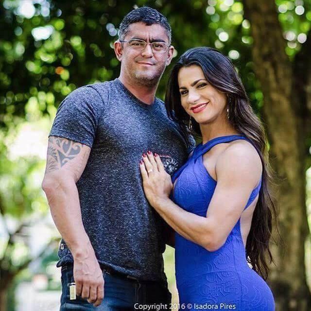 Atleta Jane Reis prepara-se para competição e quer dedicar título ao técnico e marido