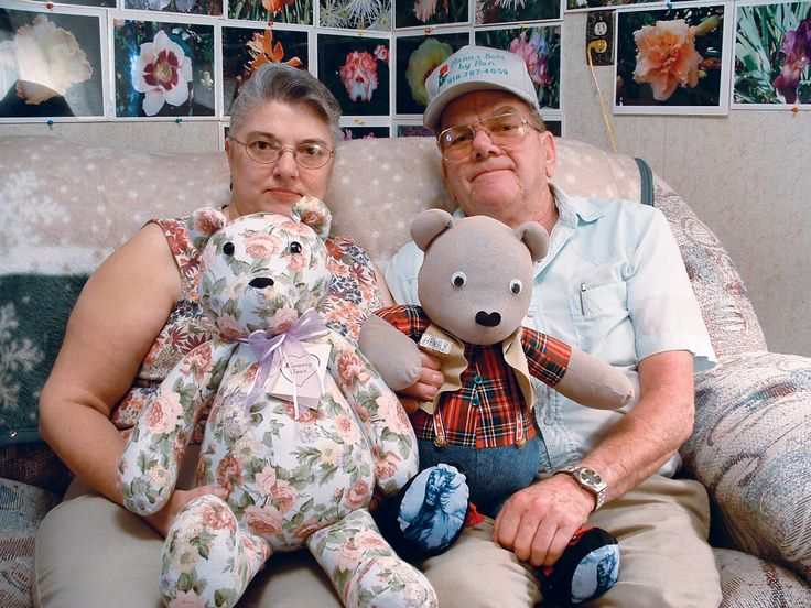 Miracle Bears. These wonderful folks make bears out of the ...