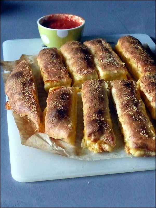 Croustillants au fromage