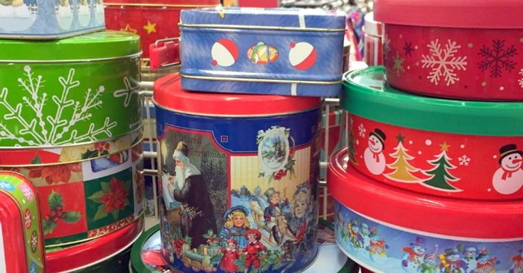 1000 images about craft ideas on pinterest plastic for Can you recycle cookie tins