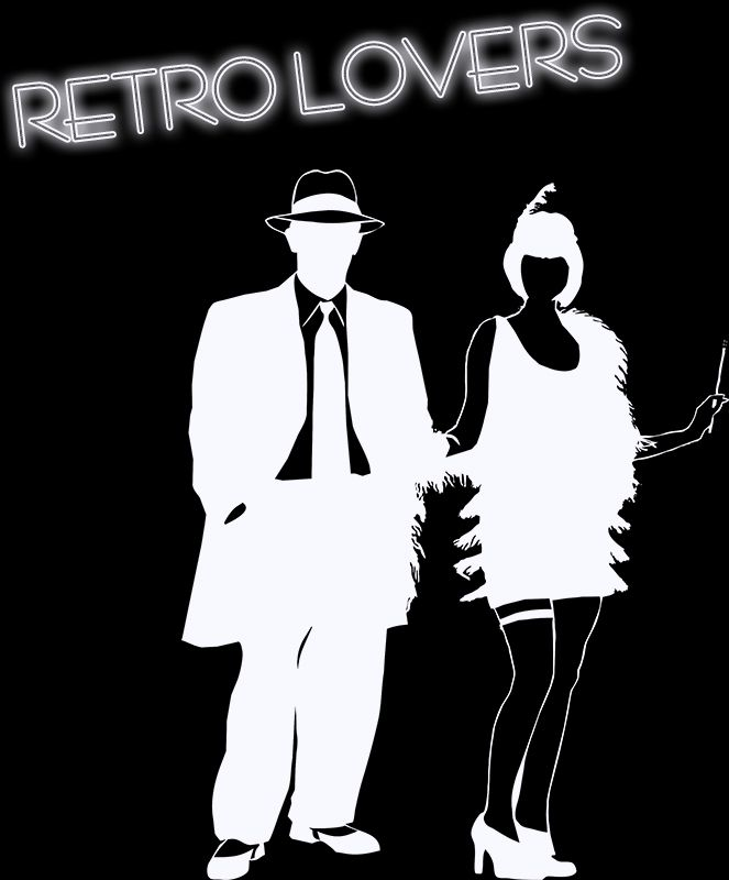 Retro Lovers (Ghost White) 2014 Collection  -  © stampfactor.com