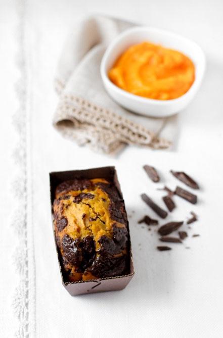 - VANIGLIA - storie di cucina: dolcetti di zucca e cioccolato (pumpkin minicake)
