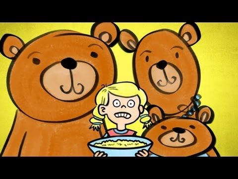 Pancake Manor Storytime: GOLDILOCKS and the 3 BEARS (Video and song for kids!)