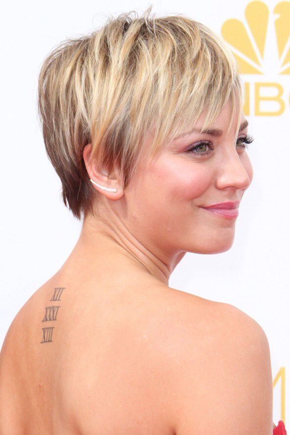 kaley cuoco new hair style 17 best images about cuoco s hair on 2508