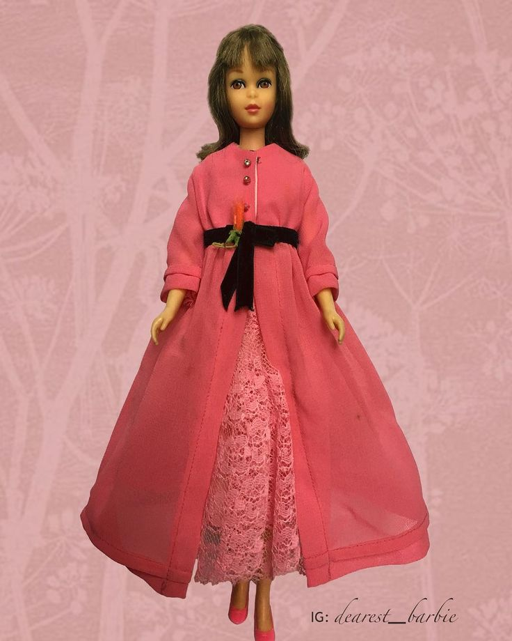 "5 mentions J'aime, 2 commentaires - @dearest_barbie sur Instagram : « Francie on her ""Two for the Ball"" (1969-1970) #mattel #francie #franciefashion #franciedoll… »"