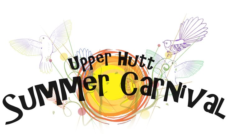 Logo I designed for the Upper Hutt Summer Carnival http://upperhuttsummercarnival.co.nz/