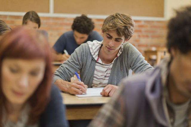 How to Reduce Test Anxiety and Perform Better As Well: Tests may not always be fun, but these strategies can take the anxiety out of the experience and help you to score higher.