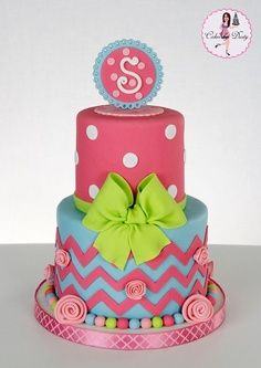 1052 best Cakes for Kids Girls images on Pinterest Birthdays