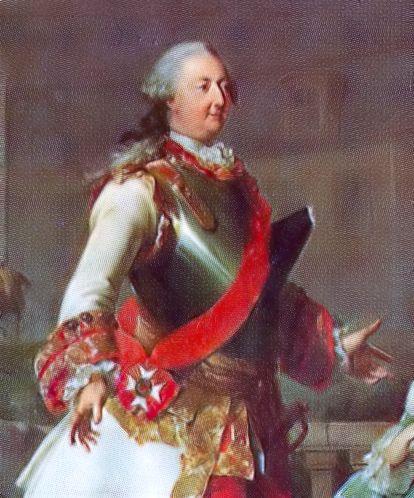 Charles August von Waldeck und Pyrmont  - Holländischer Kommandeur-