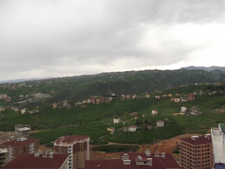 Boztepe, Trabzon (2012)