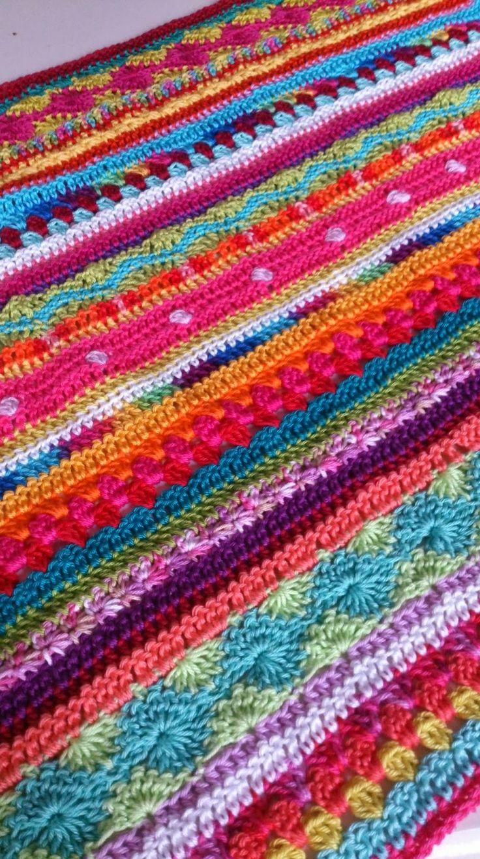 *LolaIsHooked* Crochet Along 2014