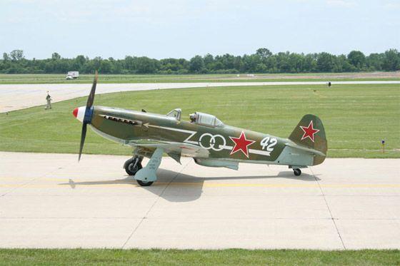 avion russe   Yak-9: avion de chasse russe   AVIONS DE CHASSE