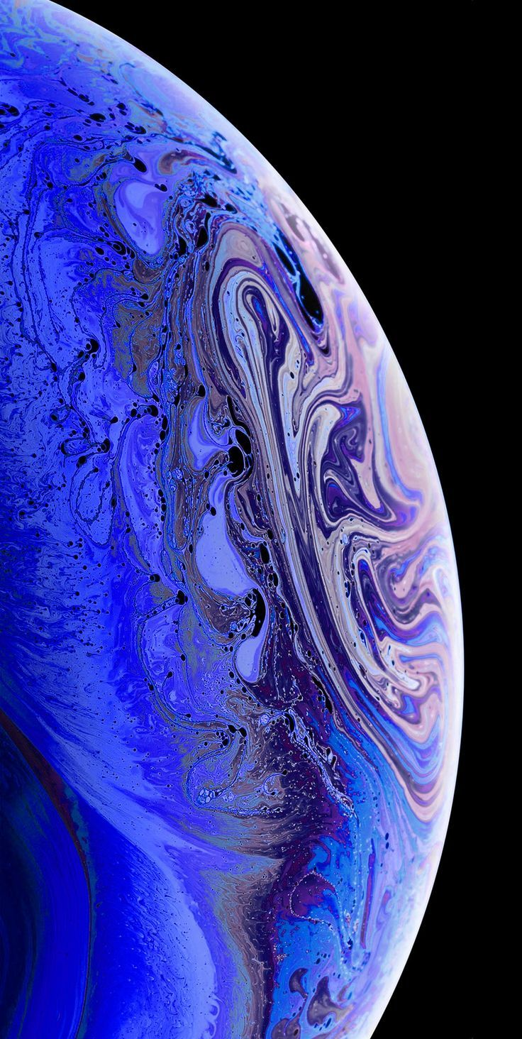 Dark Blue Re Colored Ios 12 Wallpaper I Redd It Submitted By Yevan Apple Wallpaper Iphone Smartphone Wallpaper Apple Wallpaper