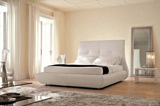 My dream bed! i love the room as well
