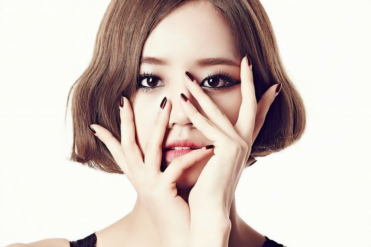 Hyeri Girl's Day Something Concept Photo