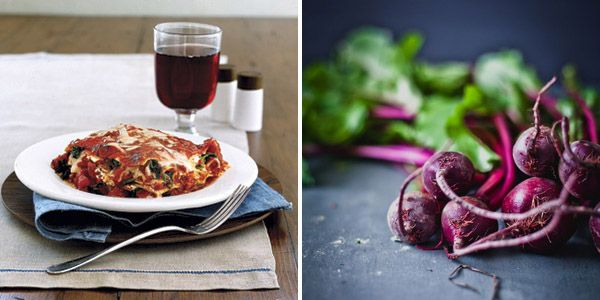 You MUST try this glutenfree beetroot lasagna RECIPY here - http://inredningsvis.se/vegetarisk-lasagne/ #Glutenfripaj #glutenfreepie #rödbetspaj #matpaj #glutenfreebaking #glutenfreefood #glutenfreelasagna #lasagna #beetrootlasagna #vegetarisklasagne #vegetariskt