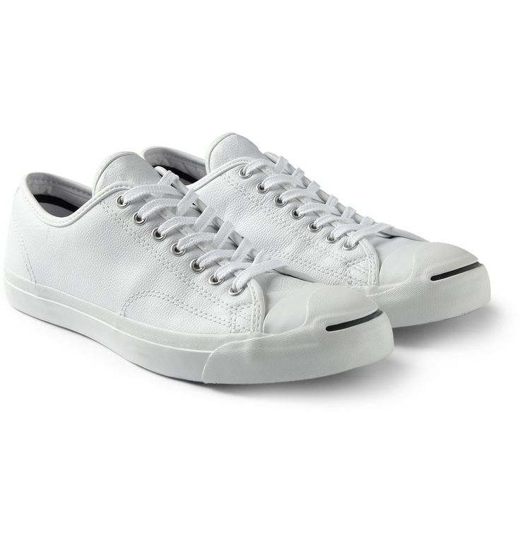 Converse Jack Purcell Leather Sneakers british-flower-delivery.co.uk 92ddfcbd66