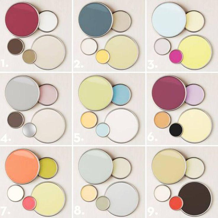 Casa Cuesta color combinations