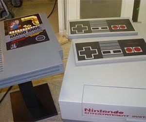 Nintendo Themed Furniture