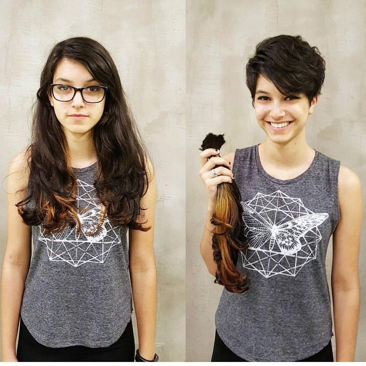 Excellent 1000 Ideas About Long To Short Haircut On Pinterest Very Long Hairstyles For Men Maxibearus