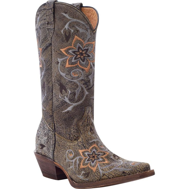 133 best images about Women's Rocky Western Boots on Pinterest ...