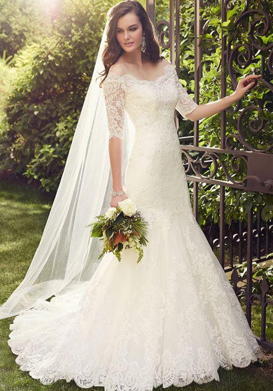 Essense of Australia D1748 Wedding Dress - The Knot