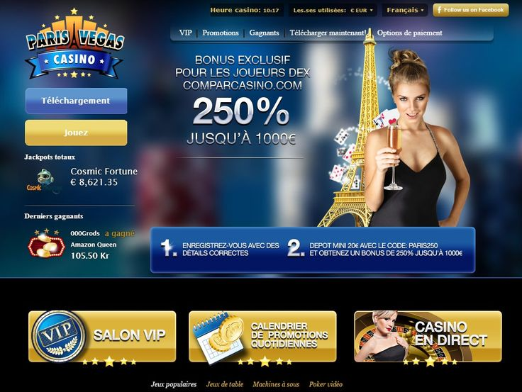 gaming club casino en ligne