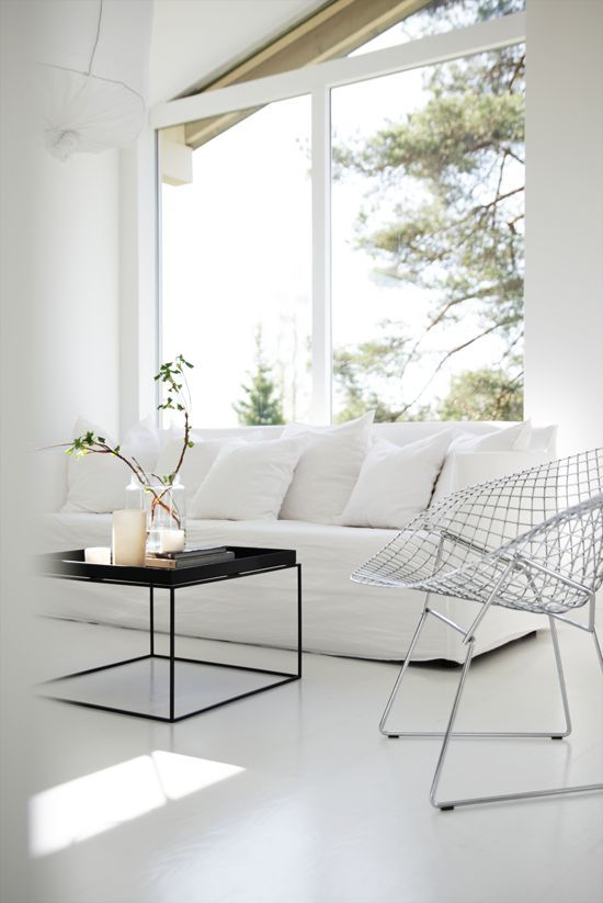 Bertoia Diamond Chair - POPfurniture.com
