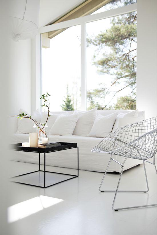 Diamond Chair Weiß - POPfurniture.com