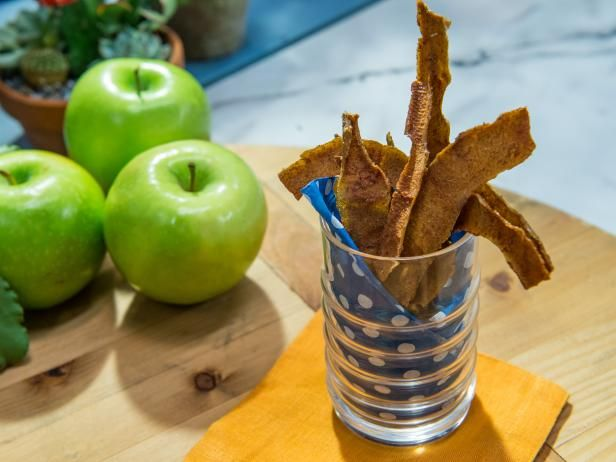 Get Baked Apple Chips Recipe from Food Network
