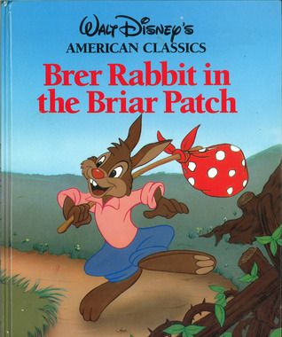 brer rabbit and the briar patch by walt disney company