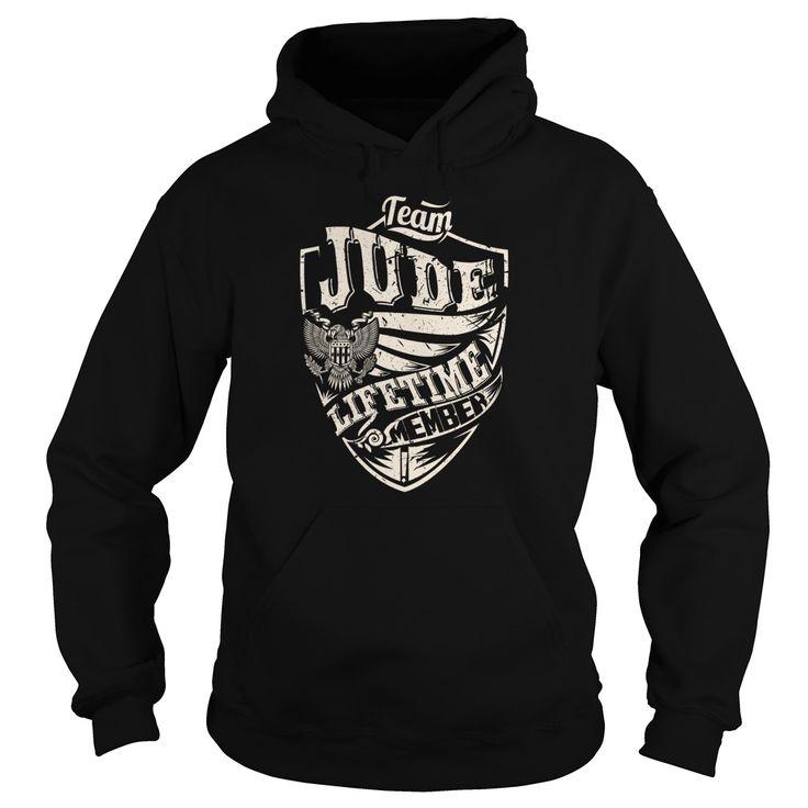 Last Name, Surname Tshirts ᗗ - Team JUDE Lifetime ᗚ Member EagleJUDE Last Name, Surname Tshirts. Team JUDE Lifetime MemberJUDE