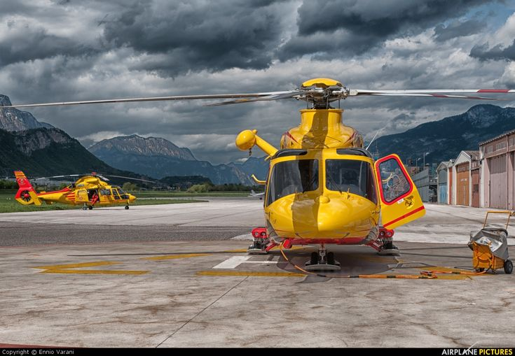 High quality photo of Italy - Vigili del Fuoco Agusta Westland AW 139 by Ennio Varani. Visit Airplane-Pictures.net for creative aviation photography.