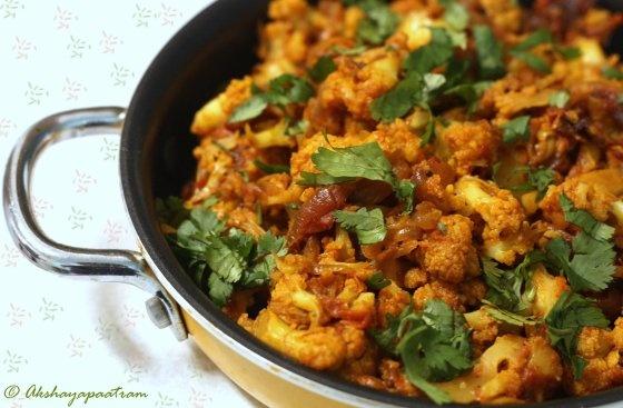 Cauliflower stir fry | FOODOLOGY | Pinterest