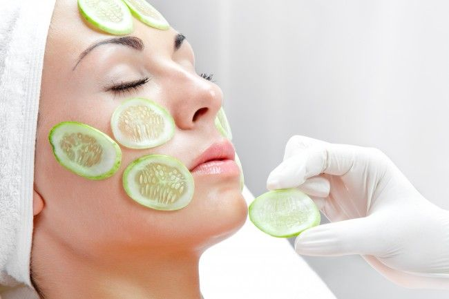 Cómo preparar un limpiador facial de pepino