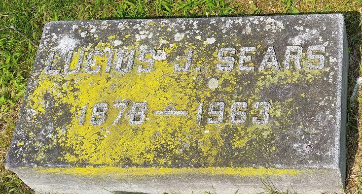 Lucius J Sears (1878-1963) - Find A Grave Memorial