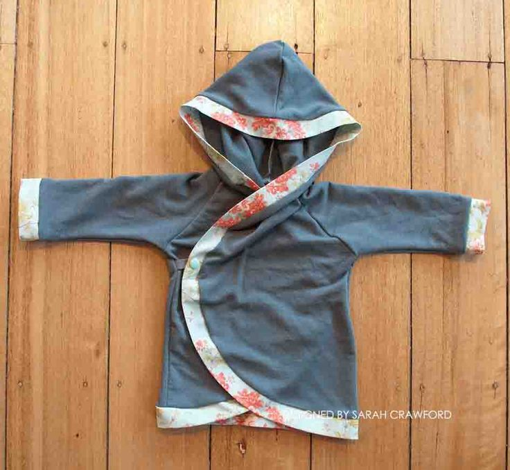 Attractive Baby Kimono Schnittmuster Ideas - Decke Stricken Muster ...