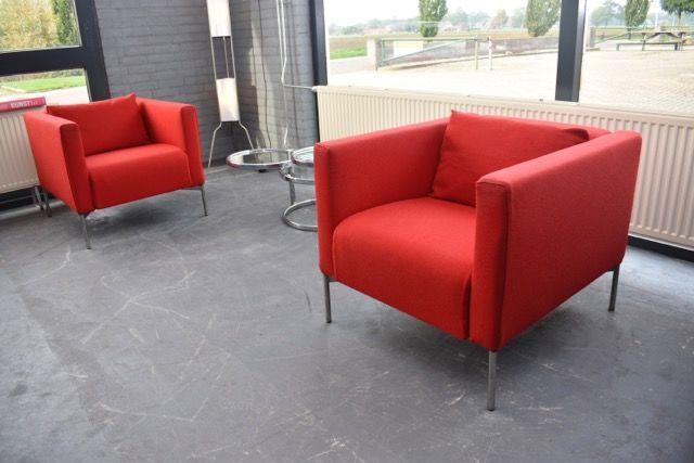 Online veilinghuis Catawiki: Piero Lissoni voor Living Divani - set Twin fauteuils