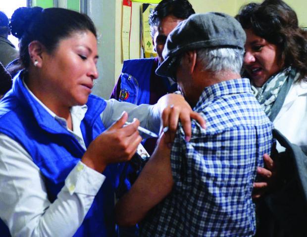 #La influenza AH1N1 se expande y llega a 7 de los 9 departamentos - Diario Pagina Siete: Diario Pagina Siete La influenza AH1N1 se expande…