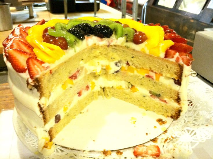 The One The Only Spring Fling Cake Spring Cake